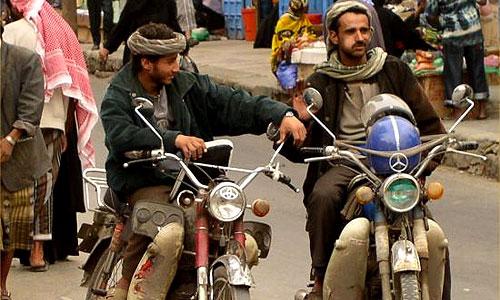 Банда мотоциклистов в Москве грабит женщин на иномарках