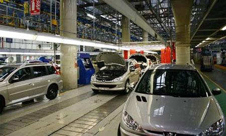 Работники завода Peugeot во Франции бастуют