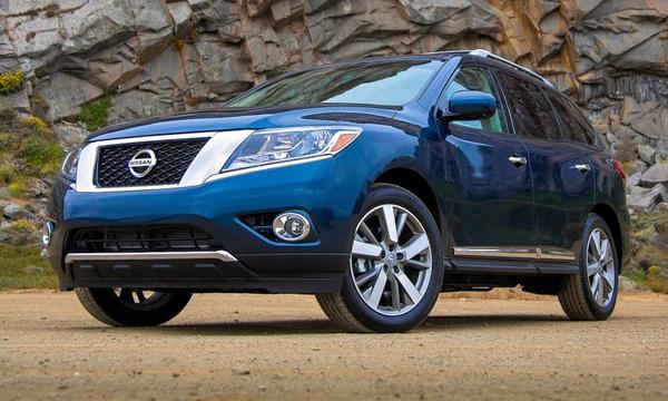 Nissan объявил старт продаж нового Pathfinder