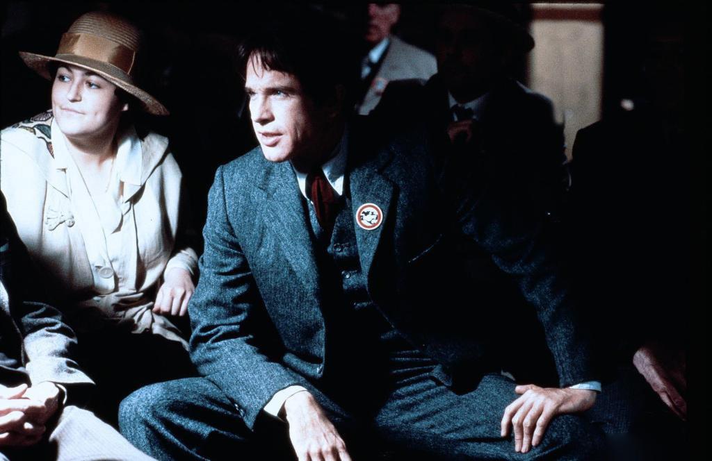 Кадр из фильма «Красные»