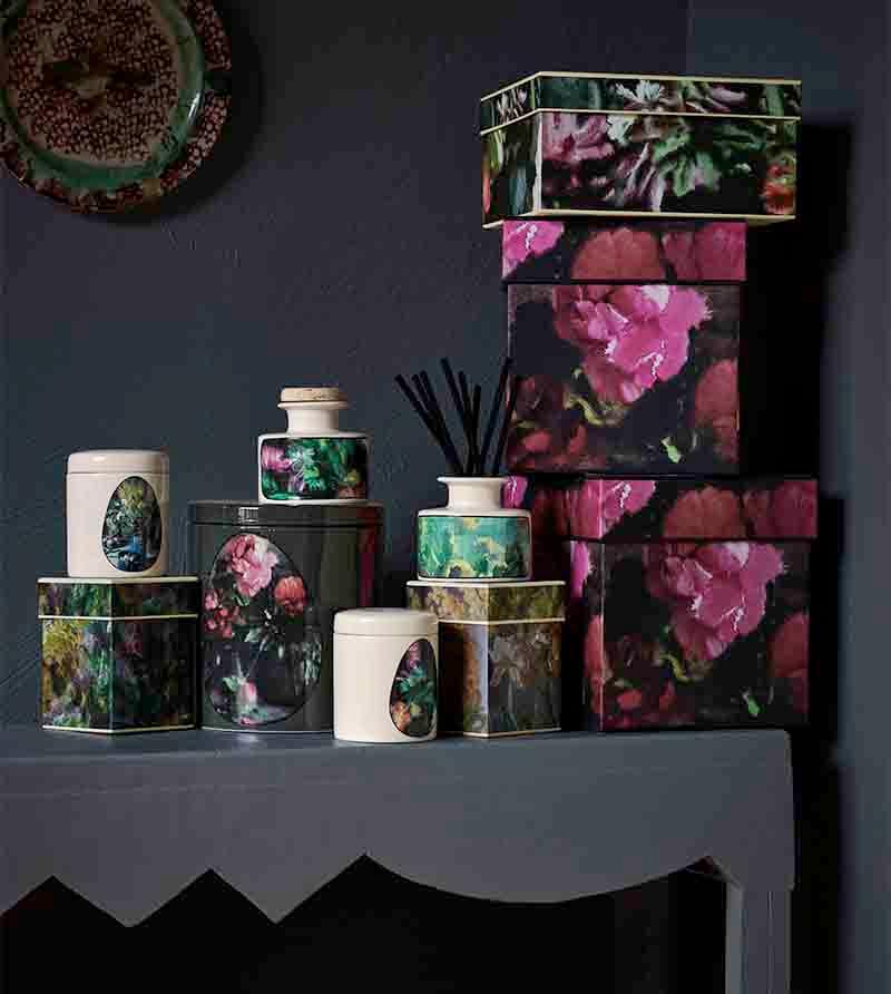 Капсульная коллекция Jo Malone design editions by Martyn Thompson