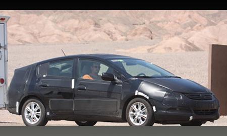 Honda Hybrid Compact Coupe