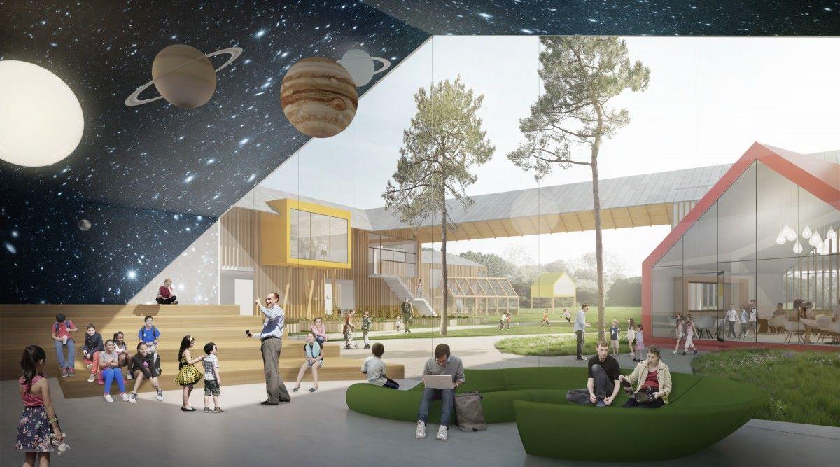 Концепция образовательного комплекса «Умная школа» в Иркутске