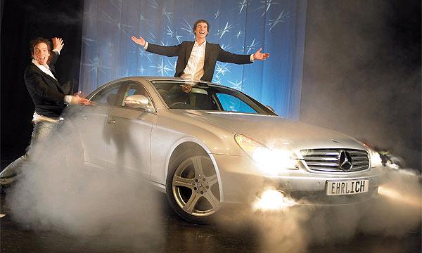 Телевизионная реклама не влияет на выбор автомобиля