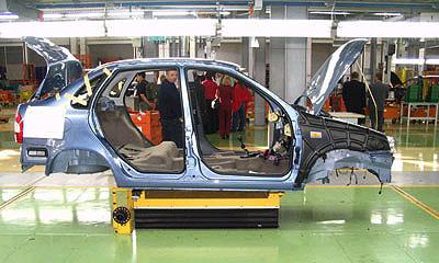 Magna поможет ВАЗу разрабатывать новые модели
