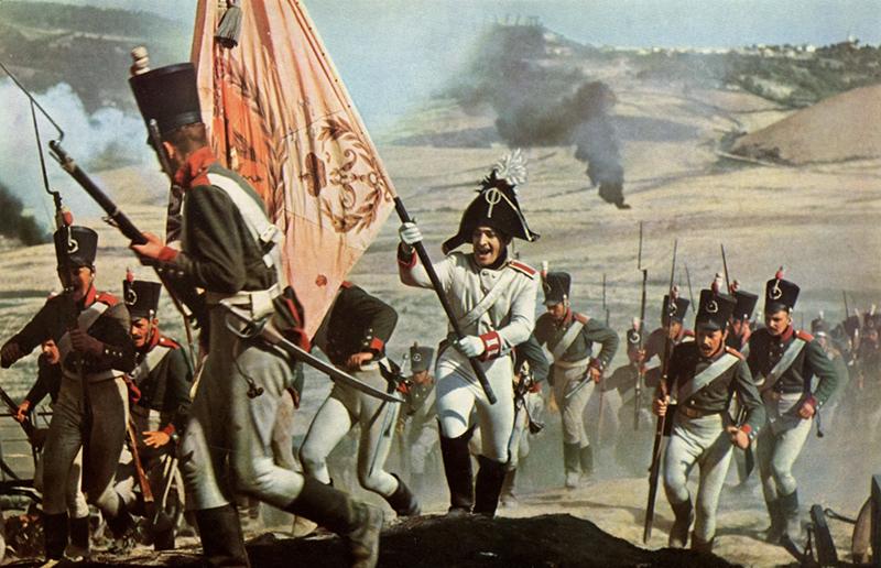 Кадр из фильма«Война и мир»