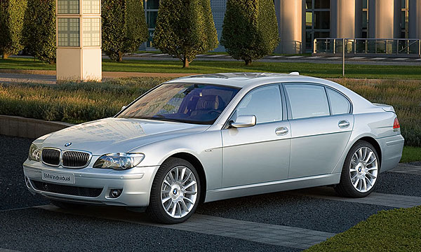 BMW 760Li Individual
