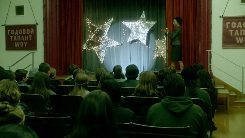 Кадр из фильма«Связь»
