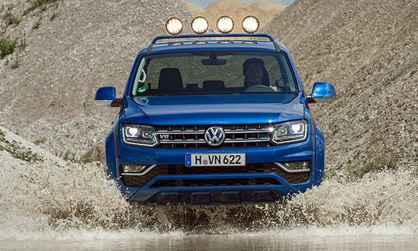 VolkswagenAmarok превратят в семиместный внедорожник