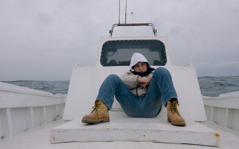 Кадр из фильма«Море в огне»