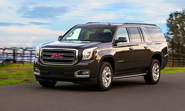 General Motors представил обновленную версию внедорожника GMC