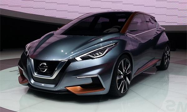 Nissan Sway может придти на смену хэтчбеку Micra