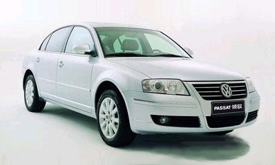 VW представил в Китае новинку Passat Lingyu