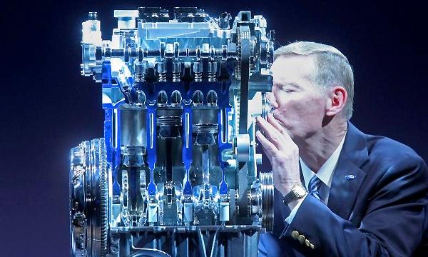 Двигатель EcoBoost назван лучшим мотором года