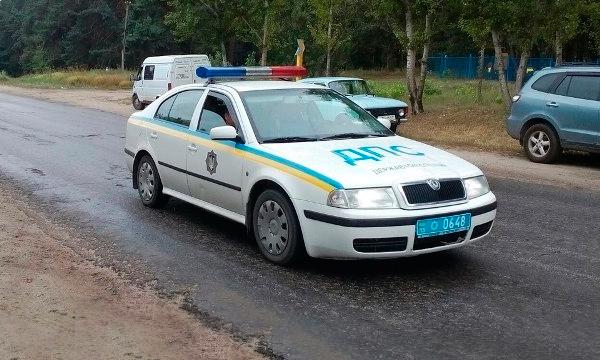На Украине пьяных водителей будут лишать прав на десять лет