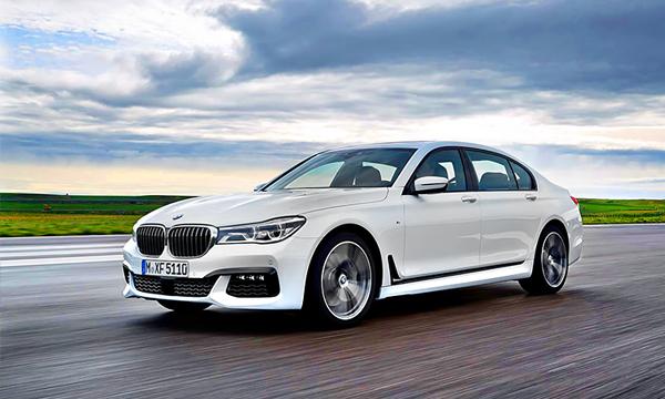 Смотреть, но не трогать: 3 факта о новой BMW 7-Series