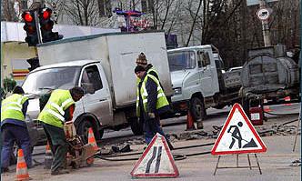 Ярославское шоссе отремонтируют к осени 2013 года