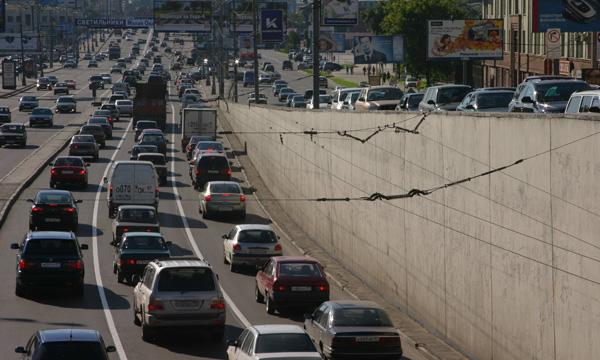 Чем больше автомобилей, тем больше проблем