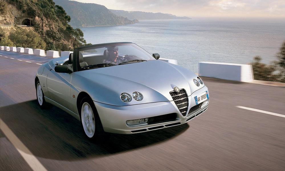 Alfa Romeo: красота спасет мир, но не в этот раз