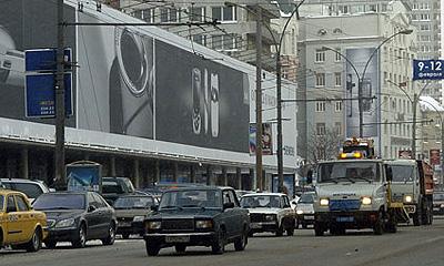 23 февраля в центре Москвы будет закрыто движение
