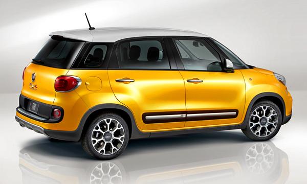 Fiat 500L выпустят в версии Abarth