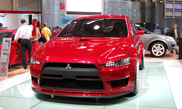 Mitsubishi  Lancer нового поколения