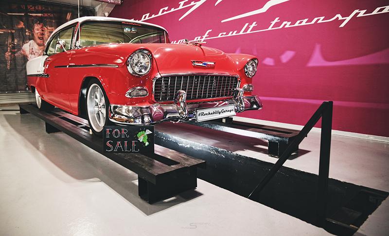 Chevrolet 1955 года