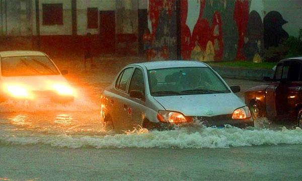 Дороги Москвы в августе уйдут под воду