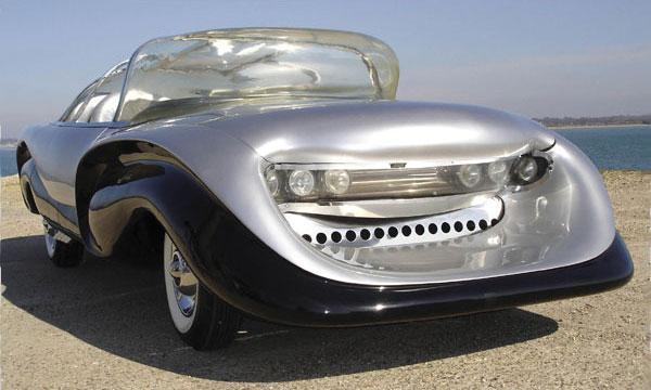 Aurora названа самым уродливым автомобилем всех времен и народов