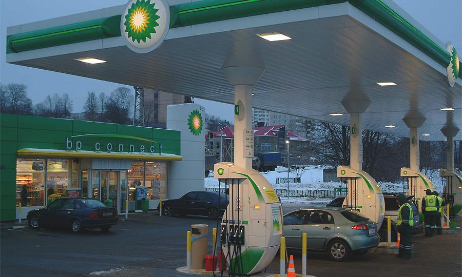 ТНК-ВР снижает цены на бензин и дизельное топливо