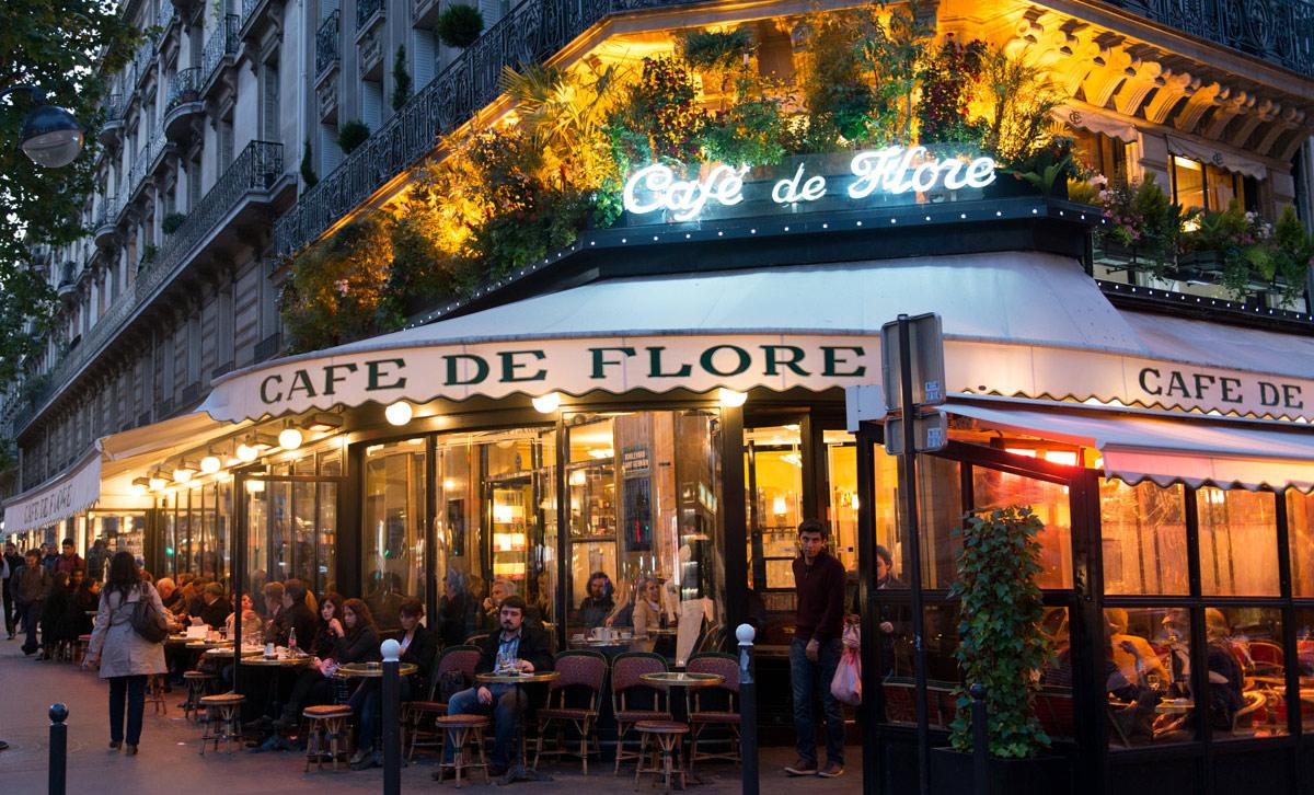 Фото: cafedeflore.fr/histoire