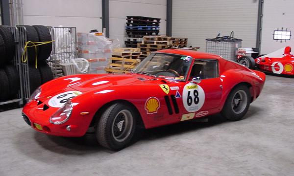 Ferrari 250 GTO 1963 года стал самым дорогим автомобилем