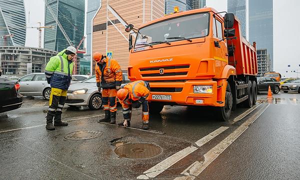 Росавтодор выступил против запрета на ямочный ремонт