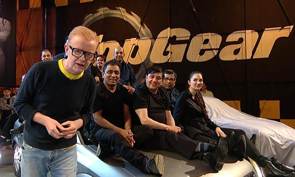 Аудитория Top Gear упала до 13-летнего минимума
