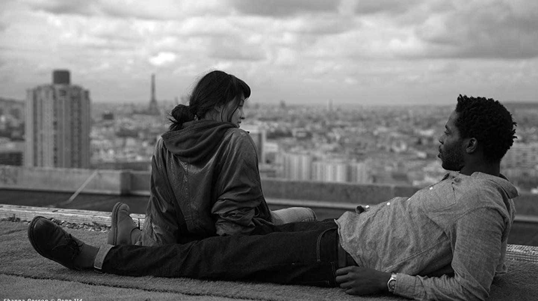 Кадр из фильма «Париж, 13-й район»