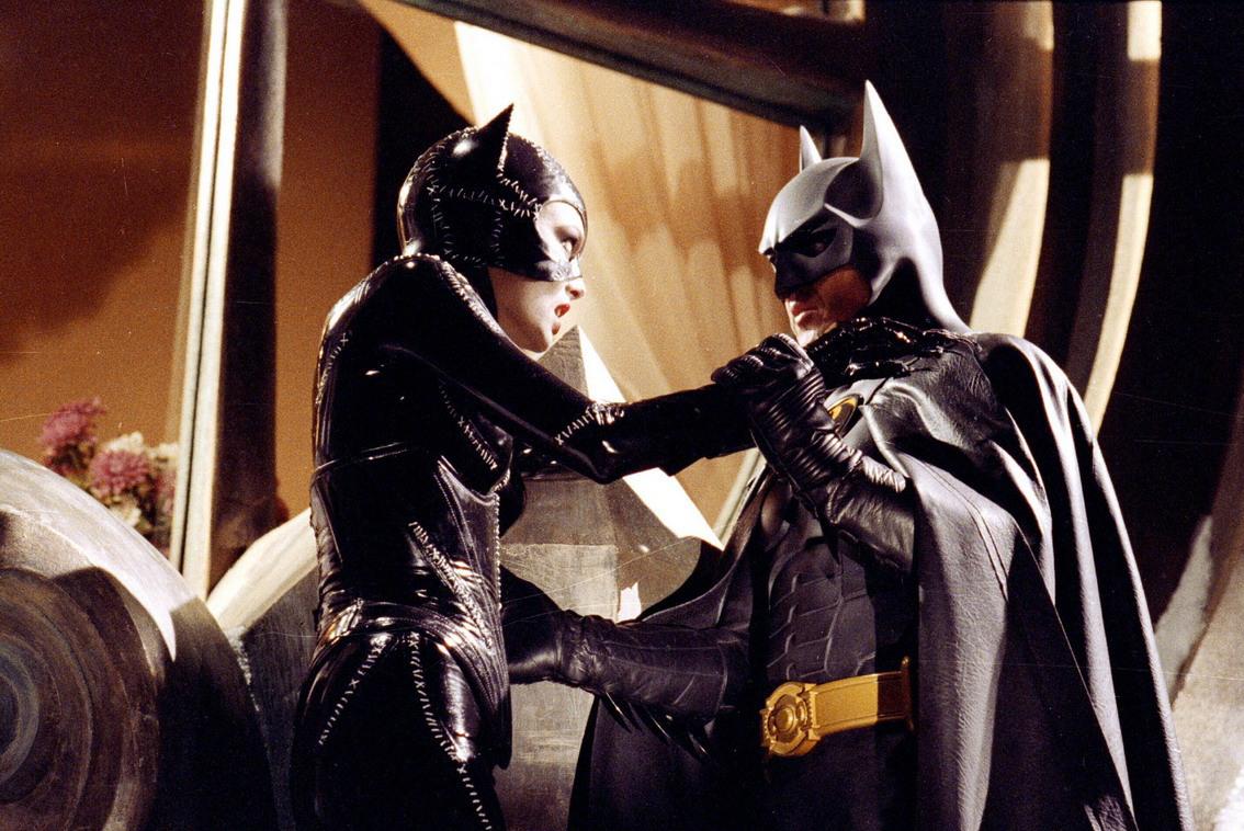 Кадр из фильма «Бэтмен возвращается», 1992