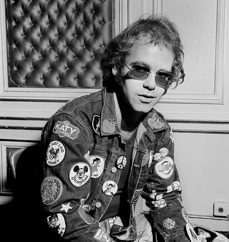 Элтон Джон, 1972