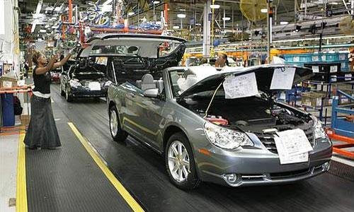 Завод Chrysler в России появится через 2-4 года