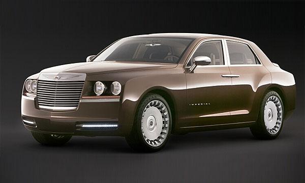 Chrysler Imperial задуман как будущий флагман