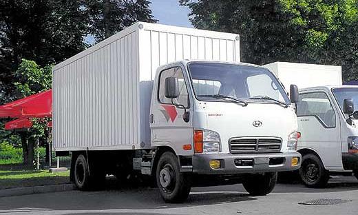 Hyundai будет собирать в России коммерческий транспорт