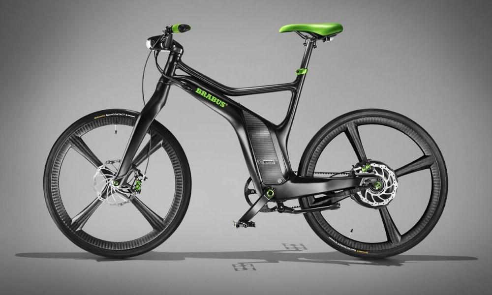 Brabus представит на Женевском мотор-шоу велосипед