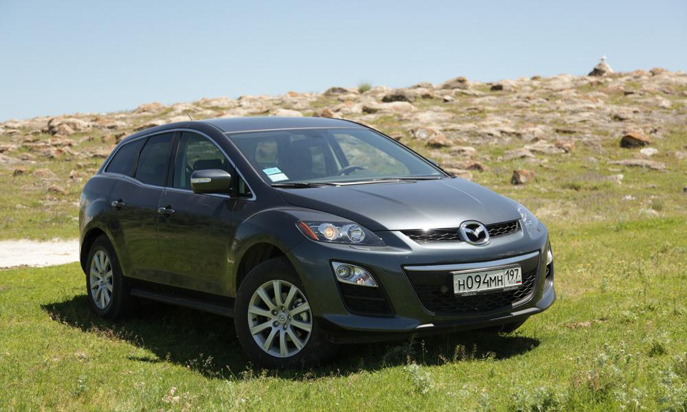 Mazda снимает с производства внедорожник CX-7