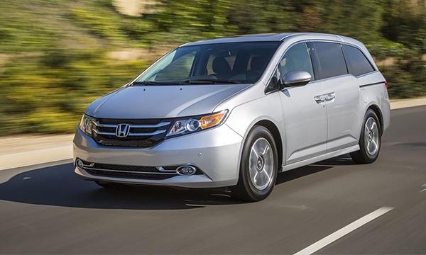 Новое поколение Honda Odyssey получит полный привод