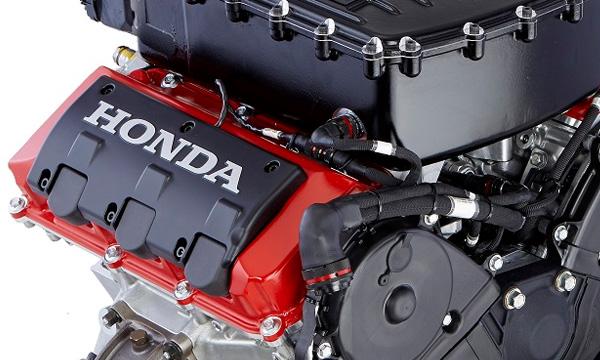 Honda рассекретила новый двигатель