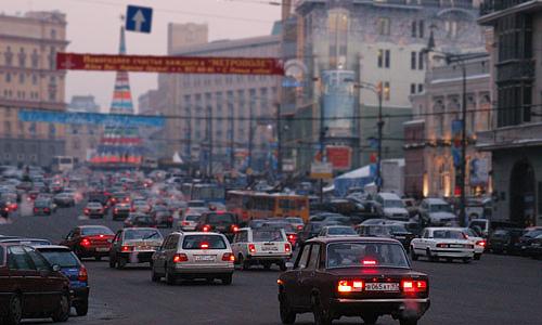 На транспортную систему Москвы выделят 2,2 триллиона рублей