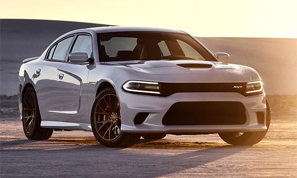 Dodge представил самый быстрый седан в мире