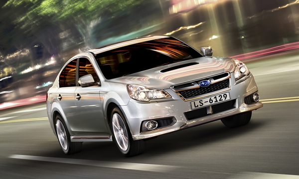 Subaru повысила цены на новые автомобили в России