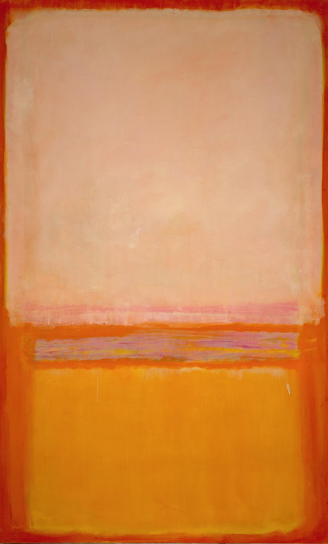 Марк Ротко.Untitled, 1950