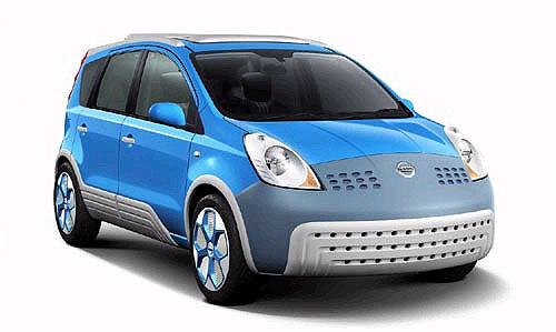 Nissan Note by Adidas