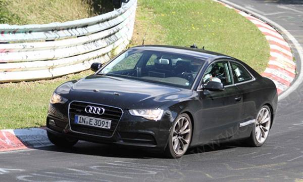 Новое поколение Audi A5 Coupe представят через два года